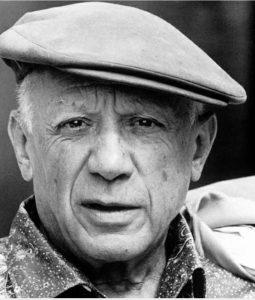 Simone Media Pablo Picasso