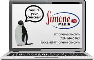 Simone Media laptop-penguin-1-300x191