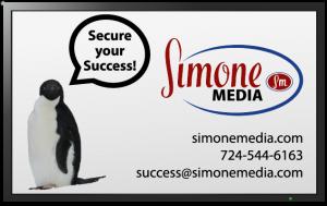 Simone Media tv-penguin
